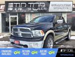 2011 Dodge RAM 1500 Laramie ** Navigation, Leather, Loaded ** in Bowmanville, Ontario
