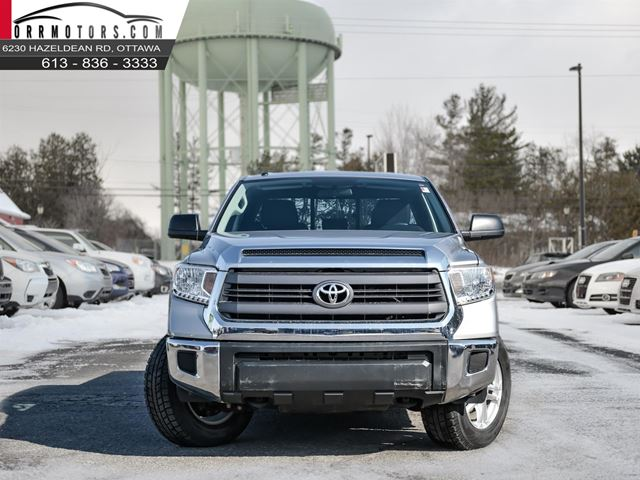 2015 toyota tundra sr5 4 6l v8 double cab 4wd stittsville ontario used car for sale 2696142. Black Bedroom Furniture Sets. Home Design Ideas