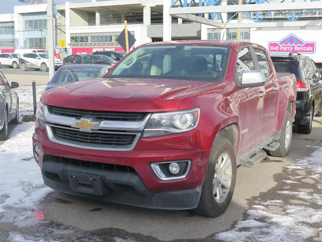 2016 chevrolet colorado leather sunroof woodbridge ontario used car for sale 2696186. Black Bedroom Furniture Sets. Home Design Ideas