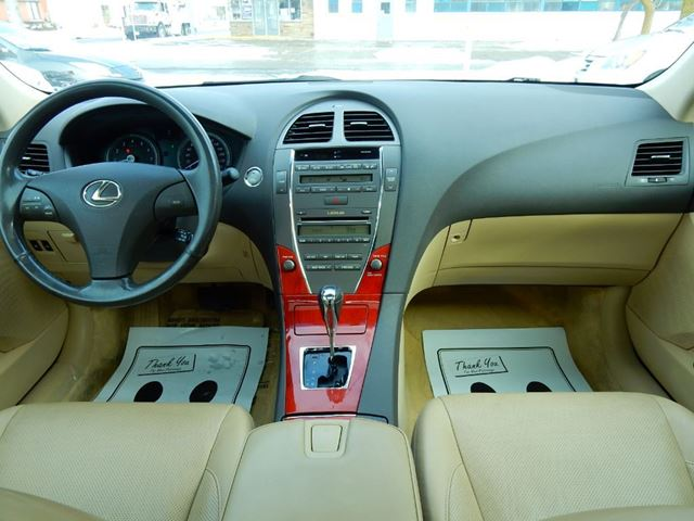 2007 lexus es 350 premium leather roof accident free gray. Black Bedroom Furniture Sets. Home Design Ideas