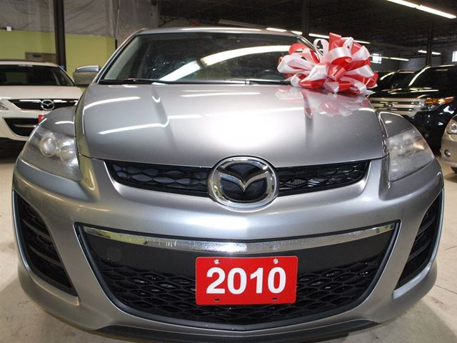 2010 mazda cx 7 gs all wheel drive vaughan ontario used car for sale 2696600. Black Bedroom Furniture Sets. Home Design Ideas