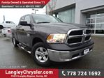 2016 Dodge RAM 1500 ST ACCIDENT FREE w/ 4X4 & LINEX BED in Surrey, British Columbia