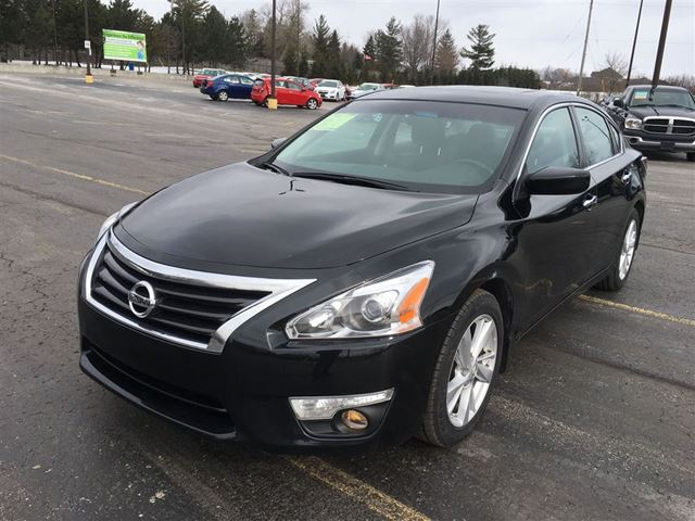 2015 nissan altima sv cayuga ontario used car for sale 2696979. Black Bedroom Furniture Sets. Home Design Ideas