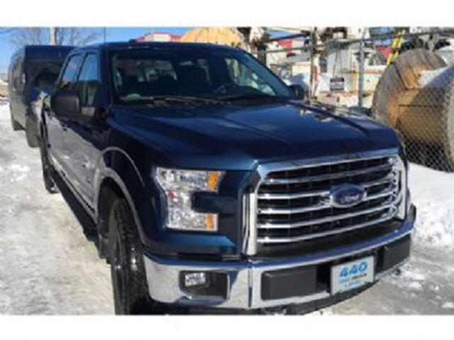 2016 ford f 150 crewcab 2 7l ecoboost xlt 4x4 301a mississauga ontario used car for sale. Black Bedroom Furniture Sets. Home Design Ideas