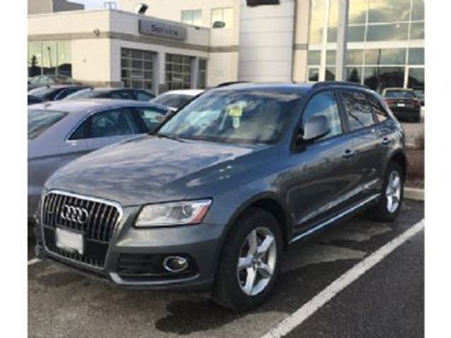 2016 audi q5 quattro 4dr 2 0t komfort lowest price for a q5 mississauga ontario used car for. Black Bedroom Furniture Sets. Home Design Ideas