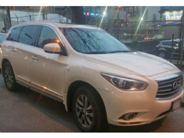 2015 Infiniti Qx60 Mississauga Ontario Used Car For