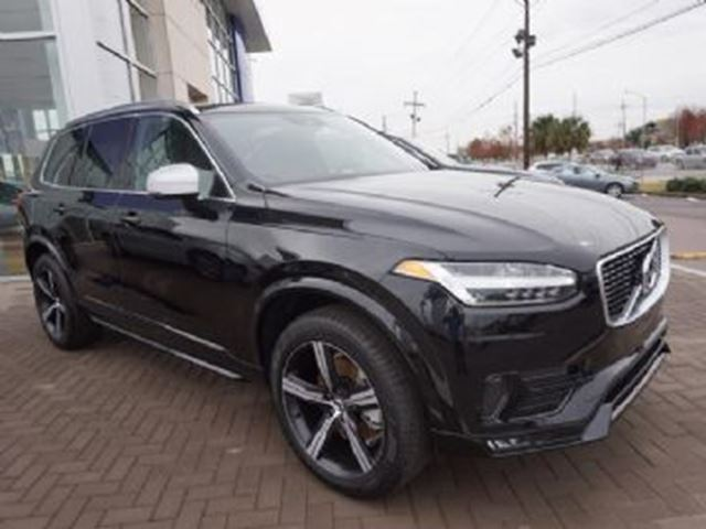 2016 volvo xc90 r design awd 7 passenger excess mississauga ontario used car for sale 2697564. Black Bedroom Furniture Sets. Home Design Ideas