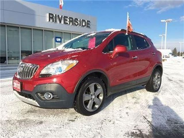 2013 BUICK ENCORE Convenience in Prescott, Ontario
