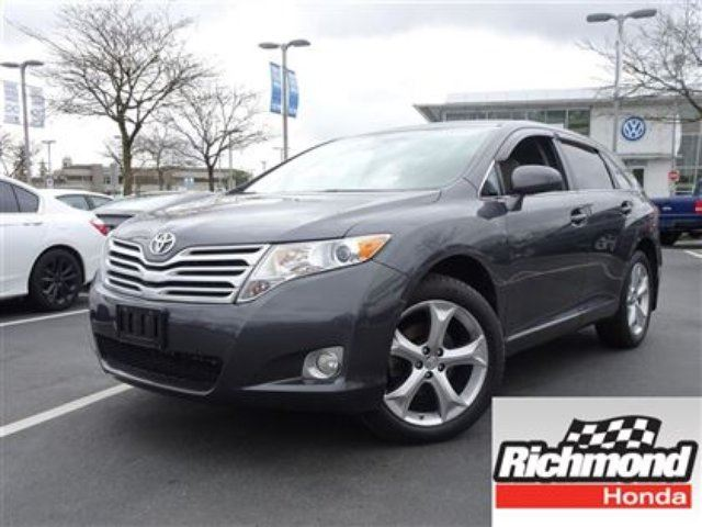 Toyota Venza For Sale Vancouver Island