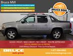 2008 Chevrolet Avalanche LT 5.3L 8 CYL AUTOMATIC 4X4 CREW CAB in Middleton, Nova Scotia