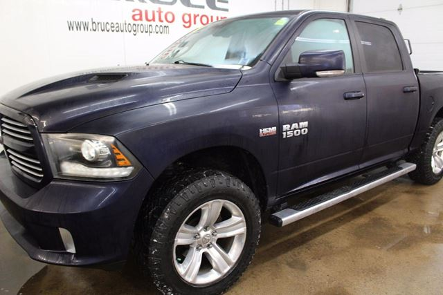 2013 dodge ram 1500 sport 5 7l 8 cyl hemi automatic 4x4 crew cab middleton nova scotia used. Black Bedroom Furniture Sets. Home Design Ideas