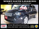 2014 Jeep Compass SPORT  LEATHER  SUNROOF  in Vaughan, Ontario