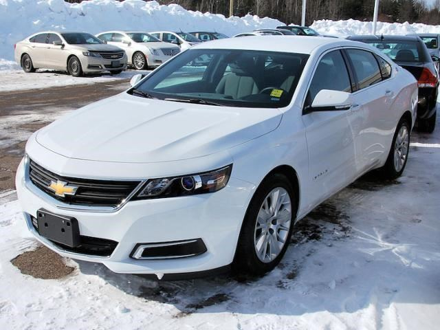 2016 chevrolet impala ls pembroke ontario used car for. Black Bedroom Furniture Sets. Home Design Ideas