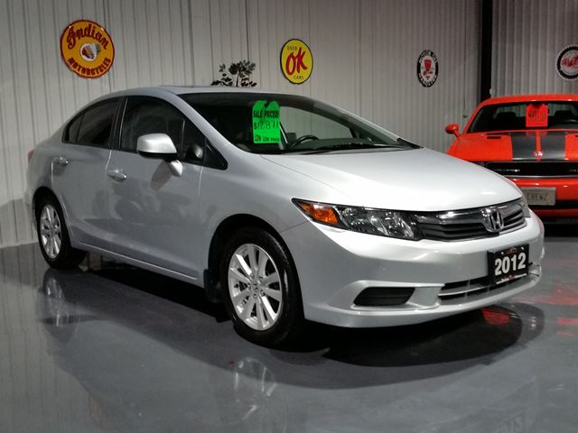 2012 honda civic ex moonroof alloy wheels ottawa. Black Bedroom Furniture Sets. Home Design Ideas