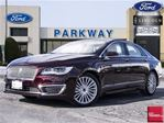 2017 Lincoln MKZ Reserve  DEMO  LUX PKG  PANO ROOF  $60K MSRP in Waterloo, Ontario