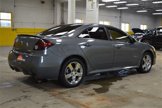 2008 pontiac g6 gxp 3 6l v6 leather sunroof ottawa ontario used car for sale 2698087. Black Bedroom Furniture Sets. Home Design Ideas
