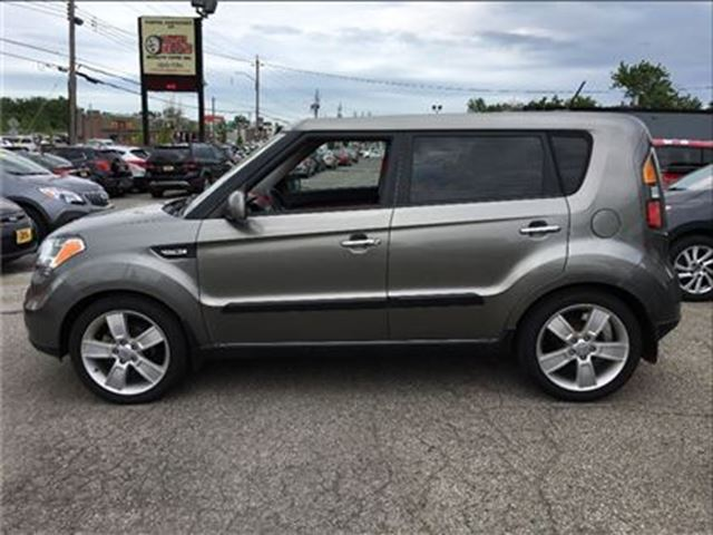 2011 kia soul 2 0 4u sport stk awesome interior st catharines ontario car for sale 2698448. Black Bedroom Furniture Sets. Home Design Ideas