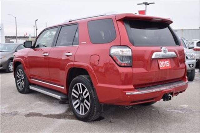 2015 toyota 4runner sr5 georgetown ontario used car for sale 2698468. Black Bedroom Furniture Sets. Home Design Ideas