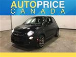 2015 Fiat 500 Sport PANOROOF LEATHER in Mississauga, Ontario