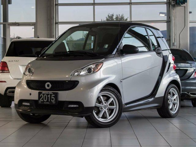 2015 SMART FORTWO pure 2dr Coupe in Kelowna, British Columbia