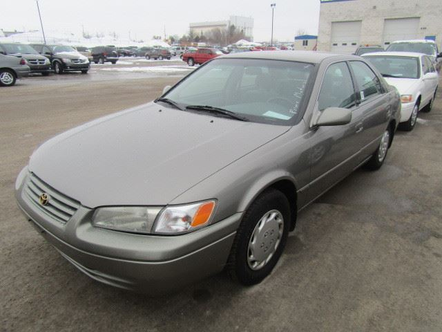 1997 toyota camry le grey north toronto auction. Black Bedroom Furniture Sets. Home Design Ideas