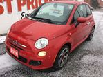 2016 Fiat 500 Sport ALLOY WHEELS, BLUETOOTH, MP3 INPUT in Oshawa, Ontario