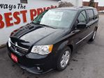 2016 Dodge Grand Caravan Crew STO N GO, LEATHER SEATS, BACK UP CAMERA in Oshawa, Ontario