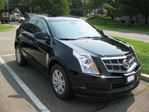 2015 Cadillac SRX All Wheel Drive Luxury Package in Mississauga, Ontario