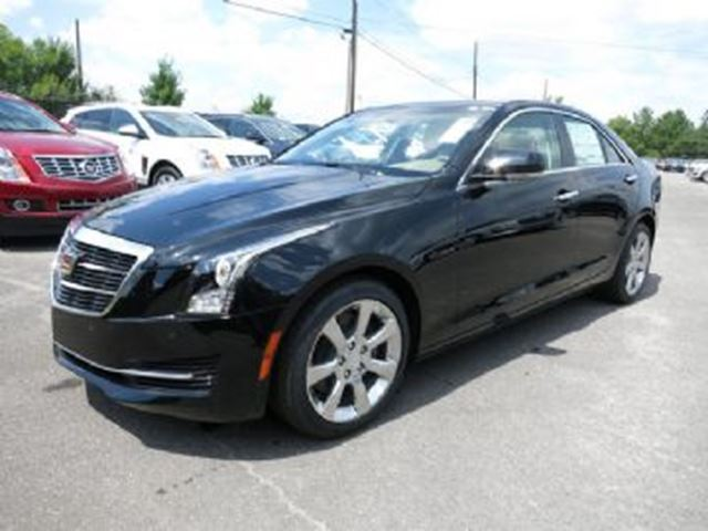 2015 cadillac ats all wheel drive mississauga ontario used car for sale 2698627. Black Bedroom Furniture Sets. Home Design Ideas
