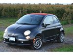 2013 Fiat 500 2dr Conv Lounge in Mississauga, Ontario