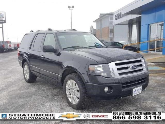 2013 FORD EXPEDITION Limited in Strathmore, Alberta
