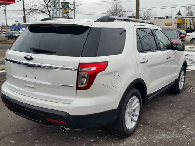 2014 ford explorer xlt hamilton ontario used car for sale 2698451. Black Bedroom Furniture Sets. Home Design Ideas