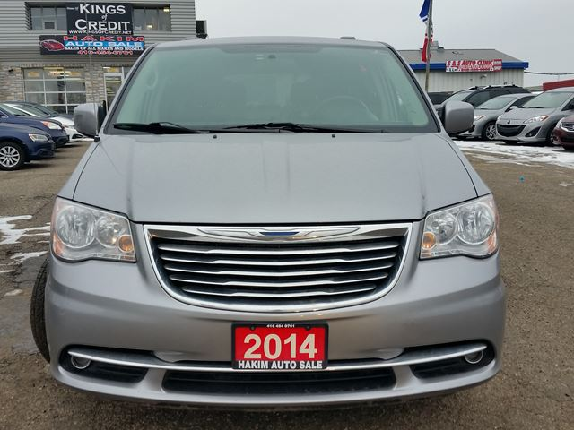 2014 chrysler town and country touring pickering ontario used car. Cars Review. Best American Auto & Cars Review