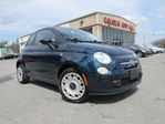 2013 Fiat 500 POP, A/C, AUTO, JUST 62K! in Stittsville, Ontario