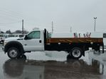 2016 Ford F-550 Super Duty XL REG CAB 12FT STEEL FLAT BED in London, Ontario