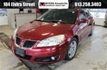 2010 Pontiac G6 SE with GT package! in Kemptville, Ontario