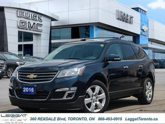 2016 chevrolet traverse lt 1lt rexdale ontario used car for sale 2699251. Black Bedroom Furniture Sets. Home Design Ideas