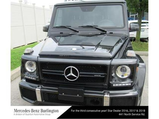 2015 Mercedes-Benz G-Class SUV in Burlington, Ontario