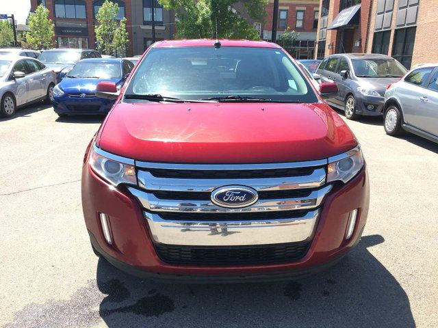 used 2013 ford edge sel 4dr all wheel drive calgary. Black Bedroom Furniture Sets. Home Design Ideas