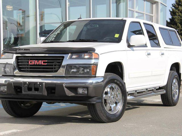 2011 gmc canyon sle kamloops british columbia used car for sale 2698715. Black Bedroom Furniture Sets. Home Design Ideas