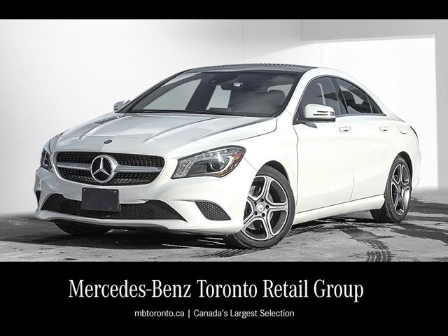 2014 mercedes benz cla250 coupe markham ontario car for for Mercedes benz payment calculator