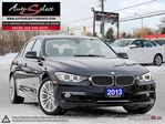 2013 BMW 3 Series 328 i xDrive AWD ONLY 105K! **NAVIGATION PKG** CLEAN CARPROOF in Scarborough, Ontario