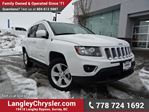2016 Jeep Compass Sport/North W/ 4X4, LEATHER & SUNROOF in Surrey, British Columbia