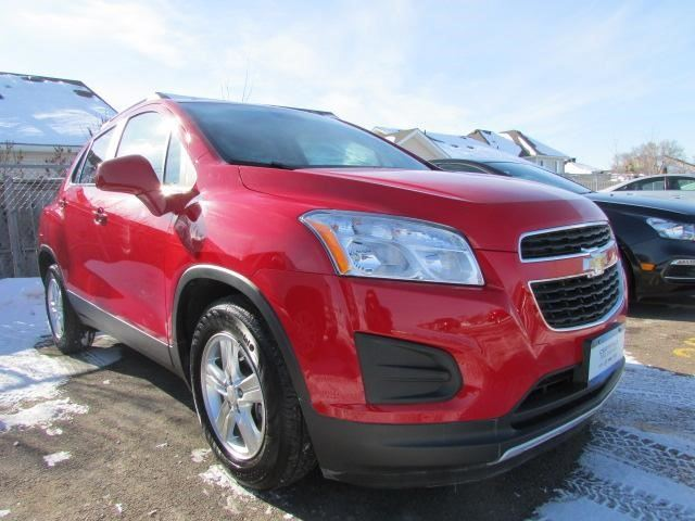 2014 chevrolet trax lt arnprior ontario used car for sale 2698913. Black Bedroom Furniture Sets. Home Design Ideas