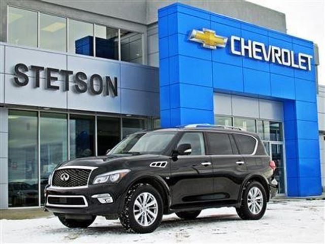 2016 INFINITI QX80           in Drayton Valley, Alberta