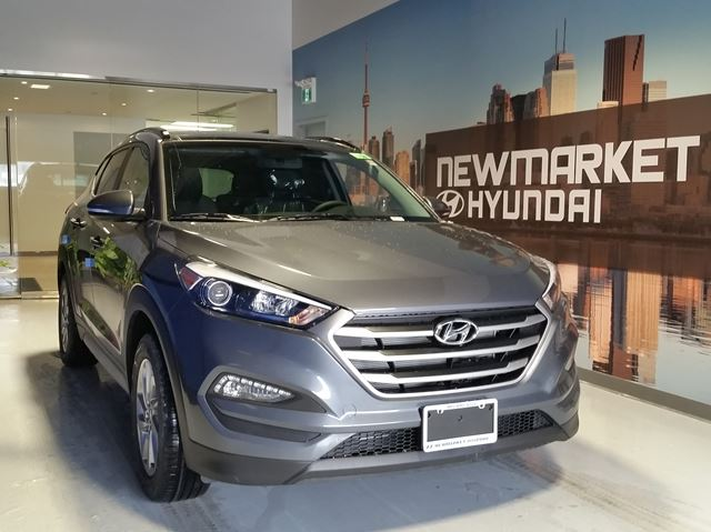 2017 hyundai tucson luxury newmarket ontario new car for sale 2699012. Black Bedroom Furniture Sets. Home Design Ideas