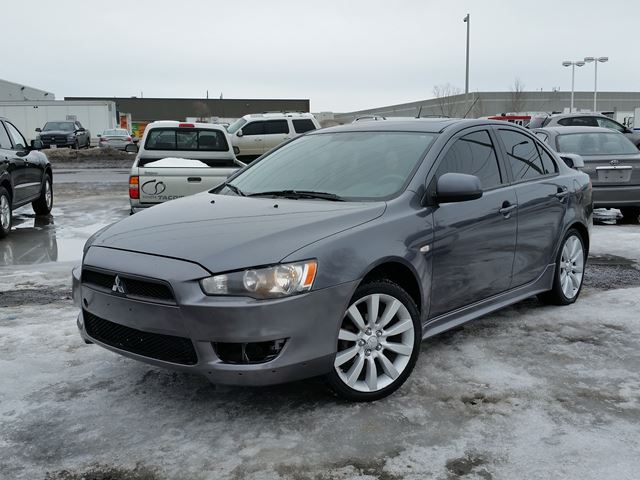 2009 Mitsubishi Lancer Se Ottawa Ontario Used Car For