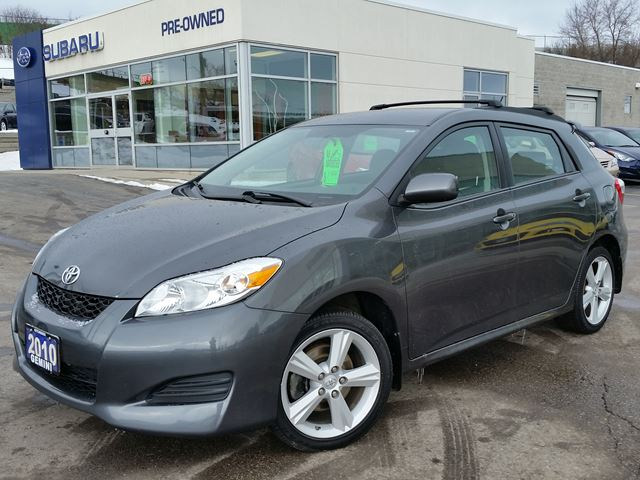 new and used toyota matrix cars for sale in kitchener ontario autocatch. Black Bedroom Furniture Sets. Home Design Ideas