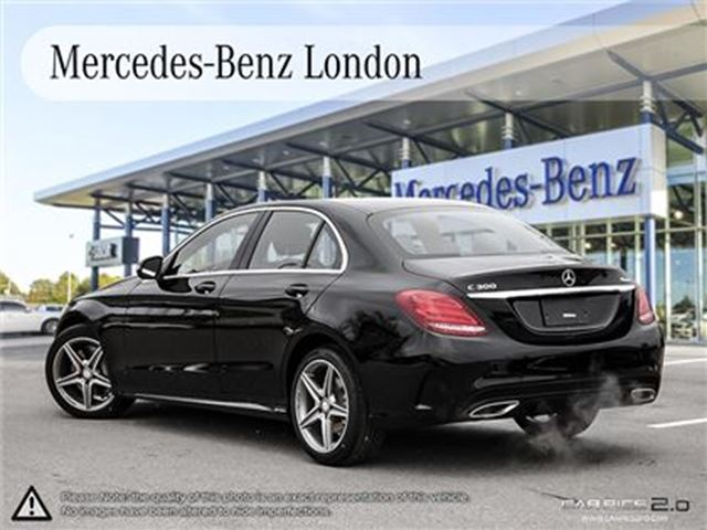 Used 2017 mercedes benz c300 4matic sedan london for Mercedes benz london