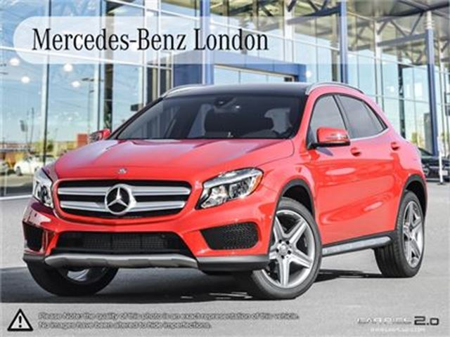 2017 mercedes benz gla250 4matic suv london ontario car for Mercedes benz ontario dealers